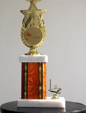 Fall 2018 YoHoHo Challenge UTHRO Team Trophy-Closeup1